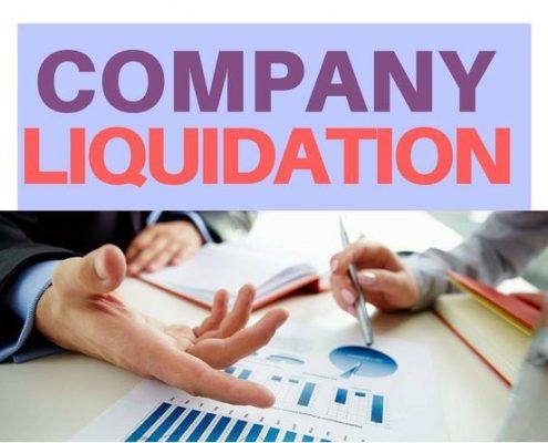 اظهارنامه مالیاتی انحلال شرکت